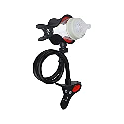 commercial Multi-functional and 360 ° rotatable baby bottle holder Soft plastic explosion-proof pointer … baby bottle slings