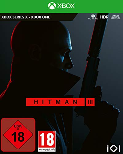 Microsoft Hitman 3 - Xbox One/Series X USK18