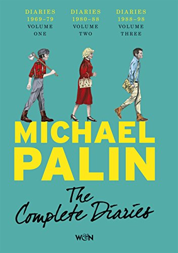 The Complete Michael Palin Diaries (English Edition)