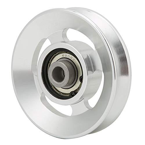 bizofft Polea de Gimnasio, Fácil Movimiento, Material de aleación de Aluminio, Accesorio...