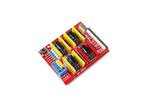 Arduino CNC Shield V3A49883D Printer incisore 12V Proto Gbrl