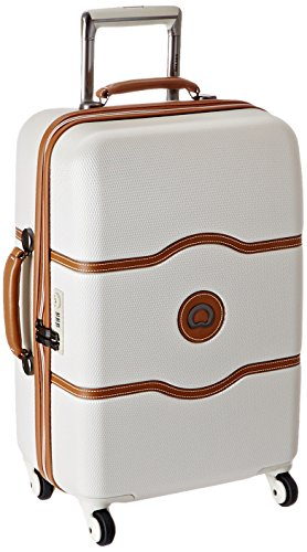 DELSEY Paris Delsey Luggage Chatelet 21 Inch Carry-On Spinner Champagne One Size