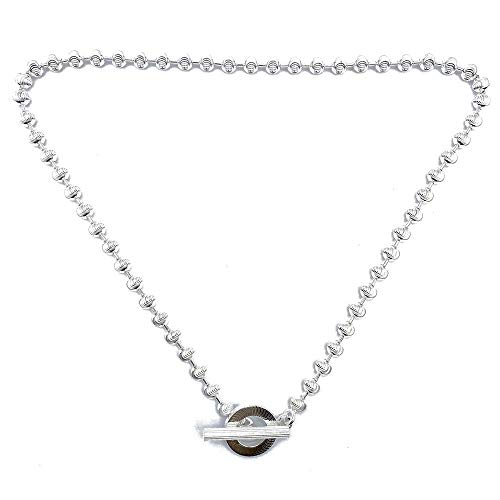 Gucci Boule zilveren ketting YBB6027360010XL