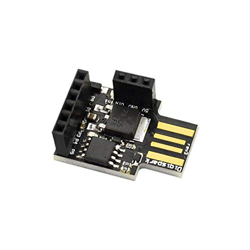 YI-WAN Piezas de adaptación Módulo ATtiny85 Junta de Desarrollo Micro TINY85 Digispark Pedal de Arranque USB IIC I2C for Arduino Accesorios