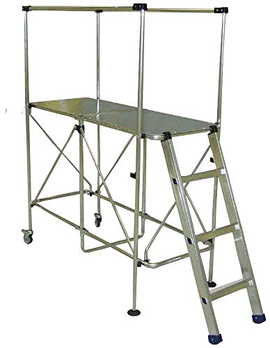 Stilliac Aluminium Working Platform Mini Scaffold Tower