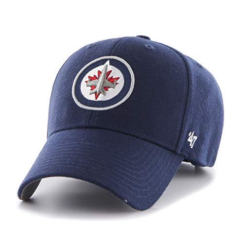 '47 Unisex Winnipeg Jets Kappe, (Herstellergröße: One Size)