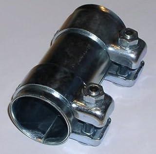 S.B.J   Sportland Rohrverbinder, Innendurchmesser ca. 55 mm, Länge ca. 125 mm