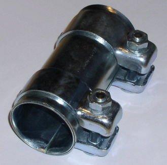 Rohrverbinder, Innendurchmesser ca. 50 mm, Länge ca. 125 mm