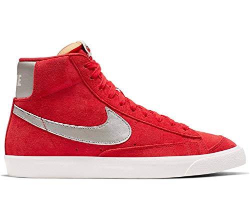 Nike Sportswear Blazer '77 - Sneaker da uomo, colore rosso, EU 46 - US 12