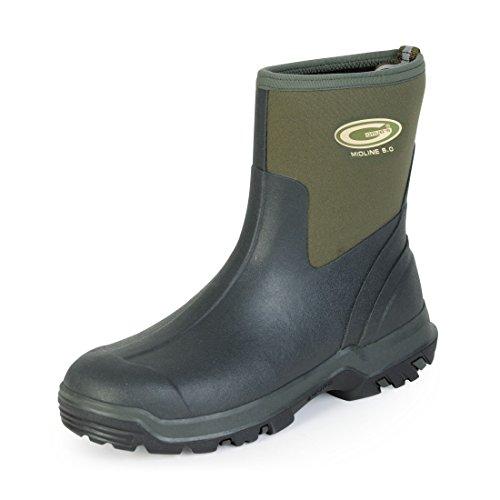 Chesapeake Bay Gartenstiefel GRUBS Boots Gr.37 - (MID-333 A GR. 37)