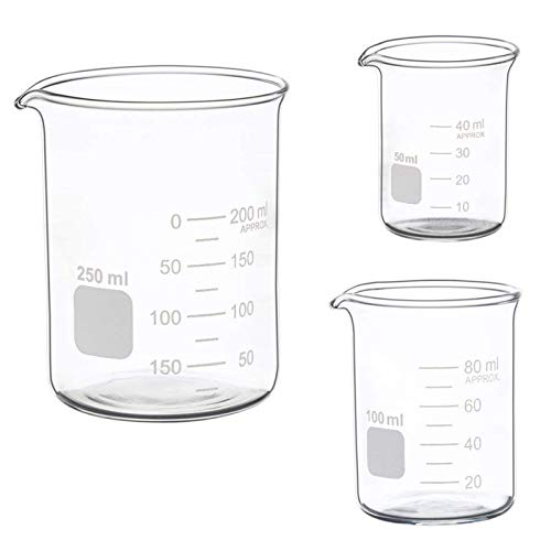 Glass Beaker Set