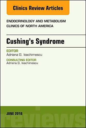 Compare Textbook Prices for Cushing's Syndrome, An Issue of Endocrinology and Metabolism Clinics of North America Volume 47-2 The Clinics: Internal Medicine, Volume 47-2 1 Edition ISBN 9780323612937 by Ioachimescu, Adriana G.
