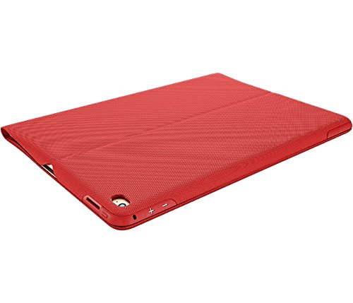 Logitech Create Backlit Keyboard Case with Smart Connector for iPad Pro(12.9-Inch) - Spanish-Red