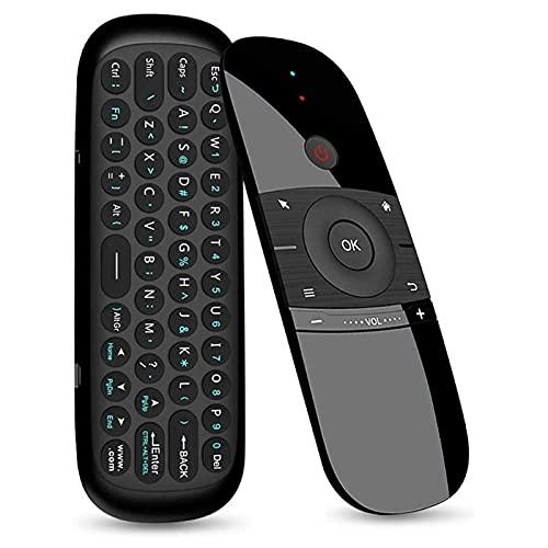 FANGZI ratón2.4ghz TV Remote Air Mouse Control Remoto por Infrarrojos para computadora portátil / TV / TV Box Control Remoto con Teclado