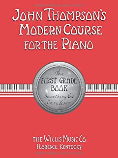 John Thompson Modern Course for the Piano, Bk 2