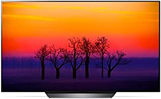 LG 55 Inch 4K Cinema HDR Smart TV, Black - 55B8PVA