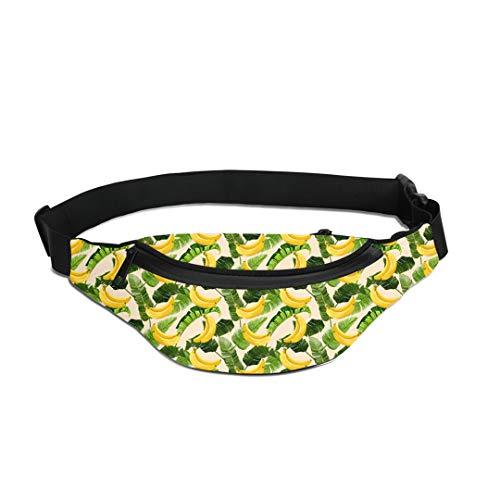 Frauen 3D Druck Obst Casual Taille Taschen Männer Modernes Telefon Fanny Pack Unisex Brusttasche Scbu013001agu