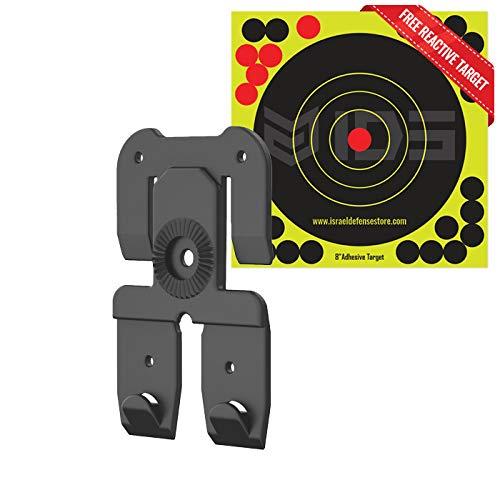 MOLLE Holster Adapter Belt Clip Bundle with Target