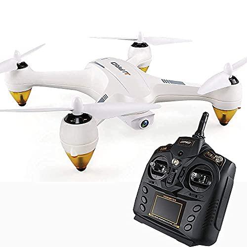 HJRBM Drone e Fotocamera, Drone remoto FPV GPS HD 1080P, Punto Fisso Dual Mode GPS in modalità Headless, Batteria Intelligente da 2000 mAh, Lungo Raggio di Controllo