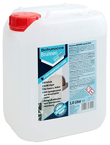 Schuroco SCHUROCOS BRUNNEN-Spezial Plus 5 Liter Kanister
