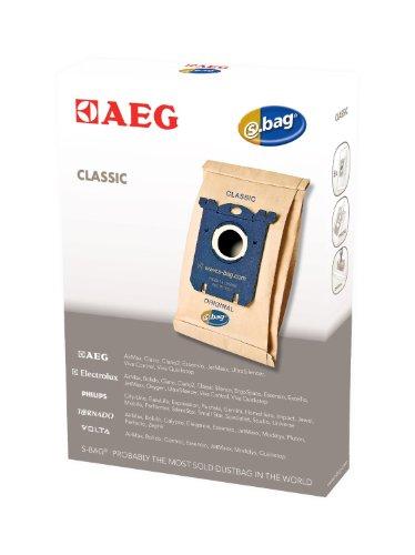 5 Original Staubsaugerbeutel Classic für AEG Silent performer ASP7150 von Staubbeutel-Profi®
