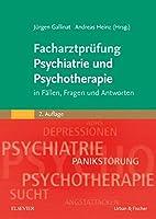 Facharztpruefung Psychiatrie und Psychotherapie