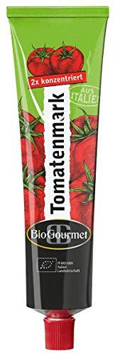 BioGourmet Tomatenmark i. d. Tube, 5er Pack (5 x 200 g ) - Bio