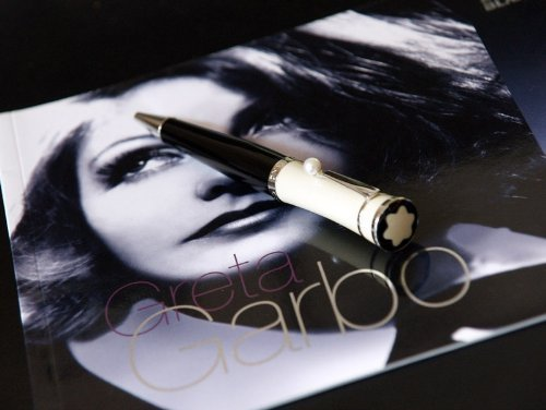 Mont Blanc Greta Garbo penna a sfera Special Edition 2006