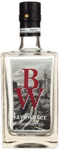 Bayswater London Dry Gin (1 x 0.7 l)