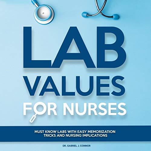 Lab Values for Nurses cover art