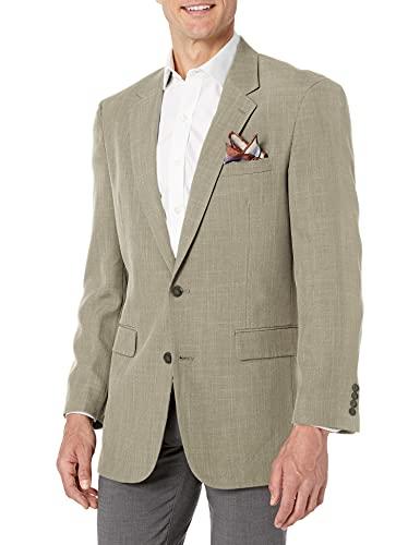 Louis Raphael メンズ テーラードジャケット クラシックフィット ツーボタン センターベント US サイズ: 40...