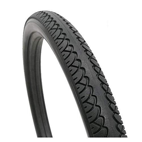 Neumáticos de bicicleta, 20X1.75 Neumáticos sólidos microporosos a prueba de explosiones, PU Sin aire Resistente al desgaste Antideslizante y a prueba de pinchazos, Adecuado para sillas de ruedas