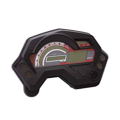 Zink Mixs Instrumento de Motocicleta Modificado Yamaha FZ16 velocímetro Pantalla LCD Accesorios de Moto