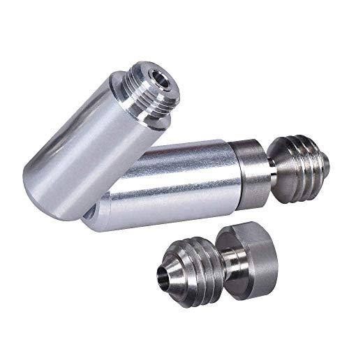 MK10 Ganzmetall-Hotend-Kit 1,75 MM Konverter-Thermoröhre Swiss Heat Break 3D-Druckerteile M7-Düsen-J-Kopf-Extruderdruckerteile