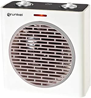 Grunkel Calefactor CARG20 Gris Vertical