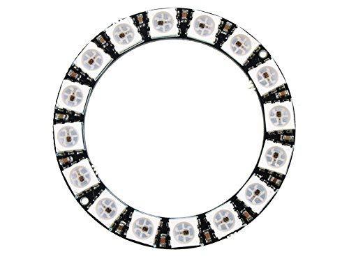 Hobby Components Ltd WS2812B - Anello LED 16 RGB 45 mm