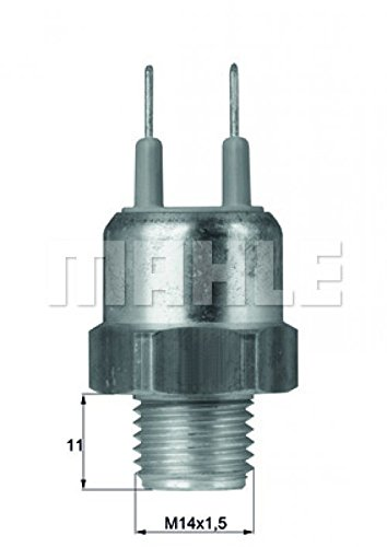 MAHLE Original TSW 20D Temperaturschalter, Kühlerlüfter