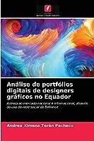 Análise de portfólios digitais de designers gráficos no Equador