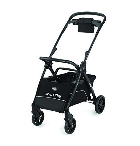 Chicco Shuttle Frame Stroller, Black