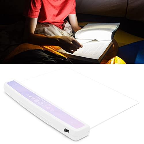 Lámpara de lectura, luz de lectura fácil de llevar para leer y estudiar(2# section)