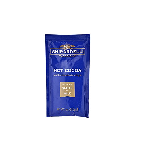 Ghirardelli Premium Indulgence Hot Cocoa Mix, 1.5 oz (Pack of 15)