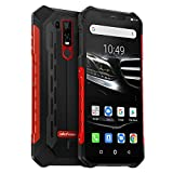 Ulefone Armor 6E (2019) Outdoor Handy Qi fähig 6,2 Zoll FHD+ Display, Helio P70 Android 9.0...