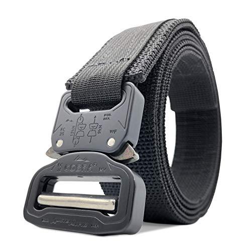 AMRAP Tactical 1.5' Slimline EDC Gun Belt - Double Ply With Authentic COBRA...