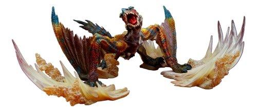 Dynamic Monster Arts: Monster Hunter DMA#2 Tigarex Limited Version Figure