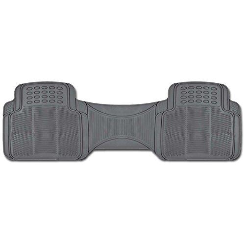 BDK Heavy Duty Universal Fit Runner Liner Floor Mats for Car, SUV, Van, Truck (Gray)