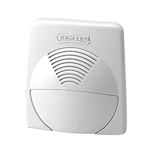 BENTEL Sirena de interior blanca 12 V Security Wave-W