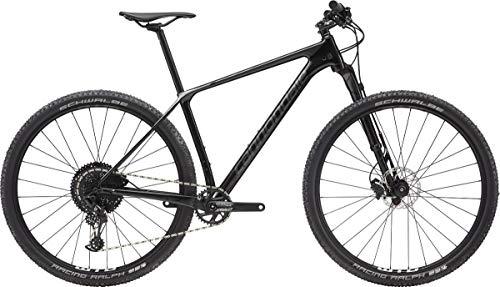 CANNONDALE Bici MTB F-Si Carbon 4 Nero Nero M