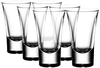 Best whiskey shot glass size Reviews