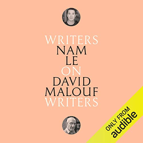 Nam Le on David Malouf cover art