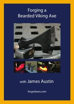 Forging a Bearded Viking Axe Dvd Tutorial product image